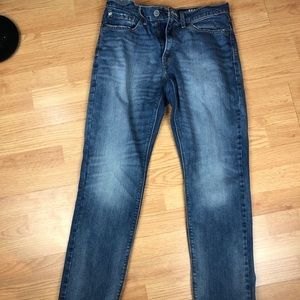 Denizen Levi 32W 34L regular taper fit jeans
